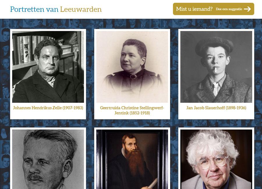 Zuilen Historisch Centrum Leeuwarden